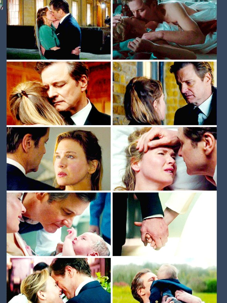 Mark Darcy & Bridget Jones