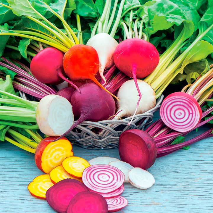 Beetroot Seeds - Rainbow Mix - also need to grow these, but beetroot has never been a strength of mine.