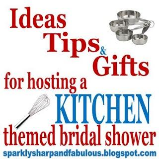 179 best Kitchen themed bridal shower ideas images on Pinterest