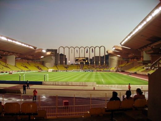 Stade Louis II / Monaco FC