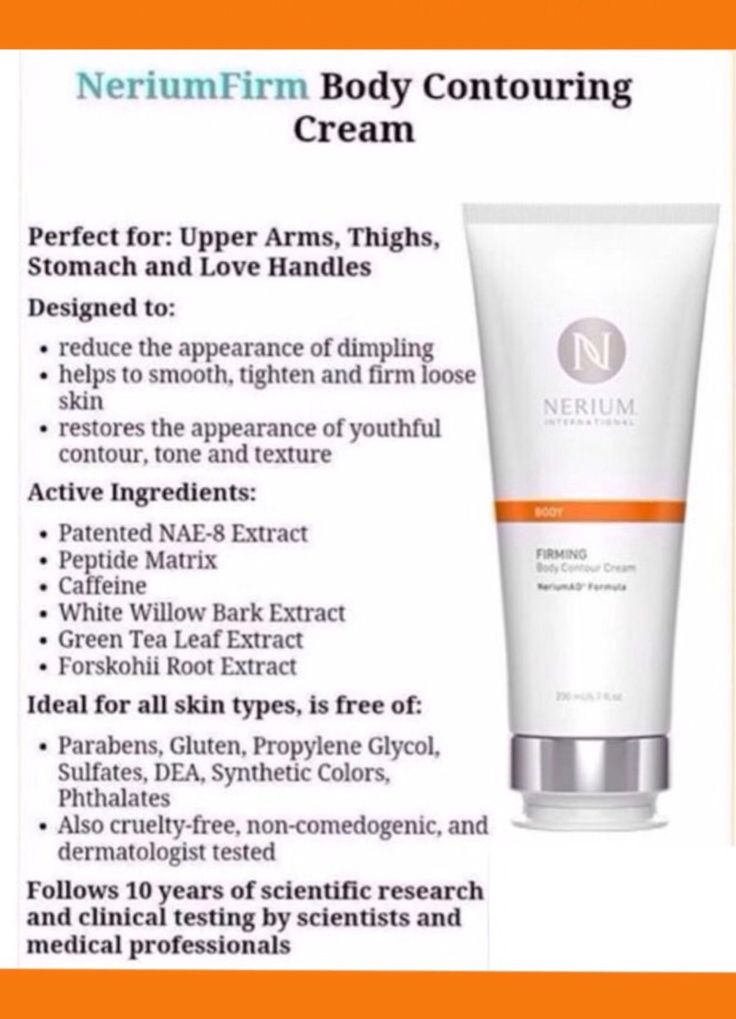 Best #contouring cream on the market!!! Just look at MY RESULTS! NERIUM FIRM http://www.nerium.com/shop/kzuckerberg
