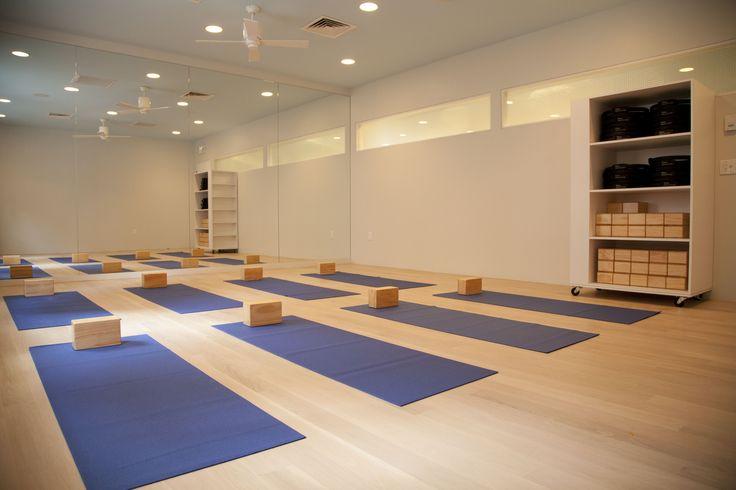 Minimalist Classroom Yoga ~ Katonah yoga studio nyc practice promotes the joys