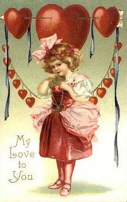 hearts everywhere, valentine