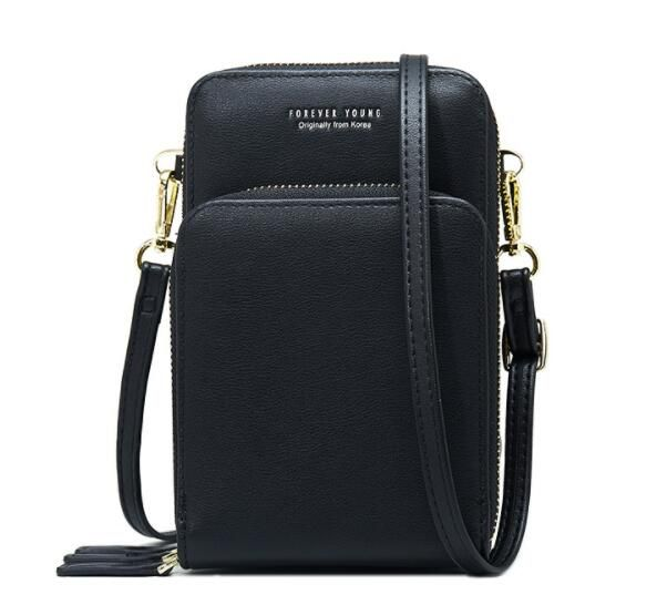 Crossbody cell phone shoulder bag arrival cellphone bag daily use card holder mini summer shoulder bag wallet