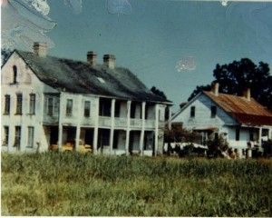Magnolia Plantation - Effingham left New York. After his marriage he bought Magnolia Plantation in Plaquemines Parish, on the Mississippi, abut fifty miles below New Orleans. He served as a representative in the Louisiana legislature 1854-1855.