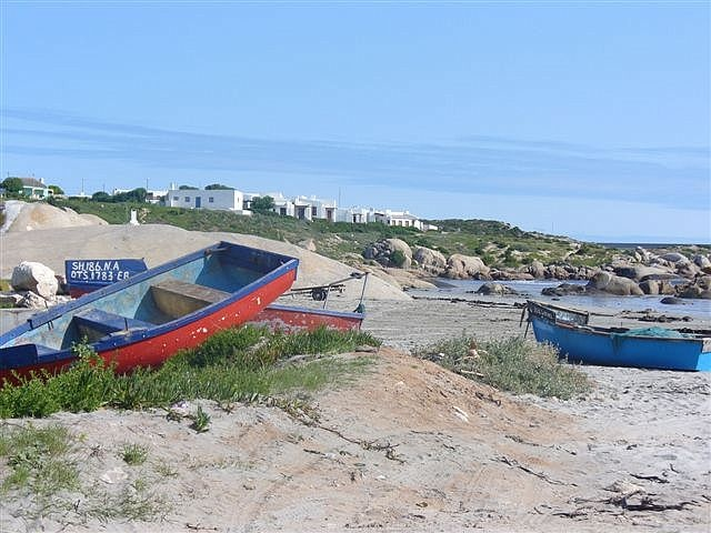 Paternoster on the Cape Westcoast