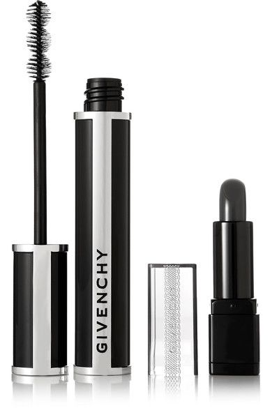 Givenchy Beauty - Noir Couture Mascara And Rouge Interdit Vinyl Lipstick Set - Neutral - one size