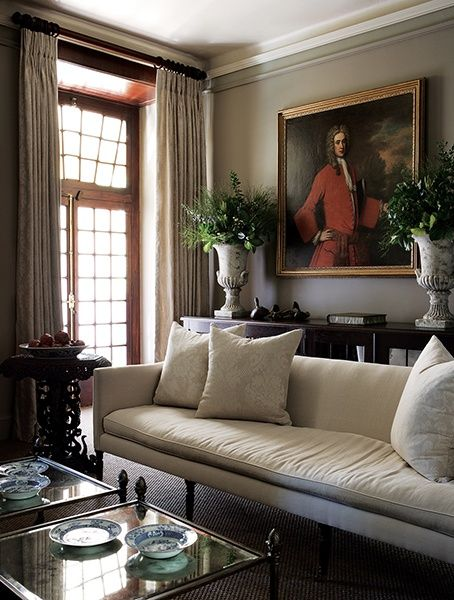 602 best southern style images on pinterest bedrooms - Beautiful traditional living rooms ...