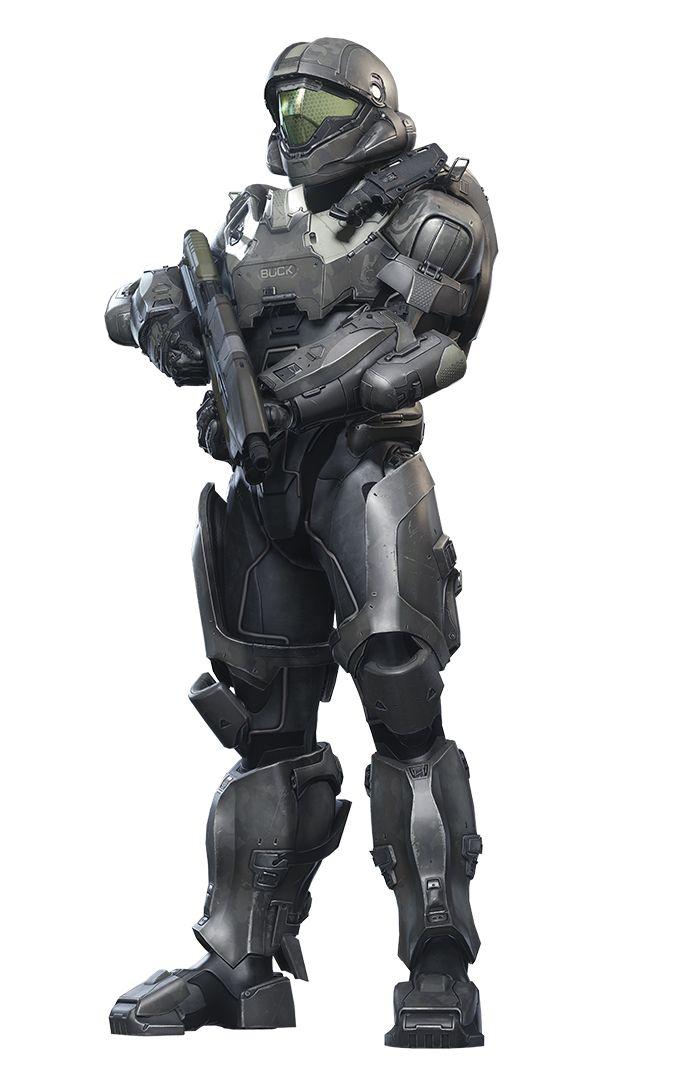 Halo 5 Guardians - Buck