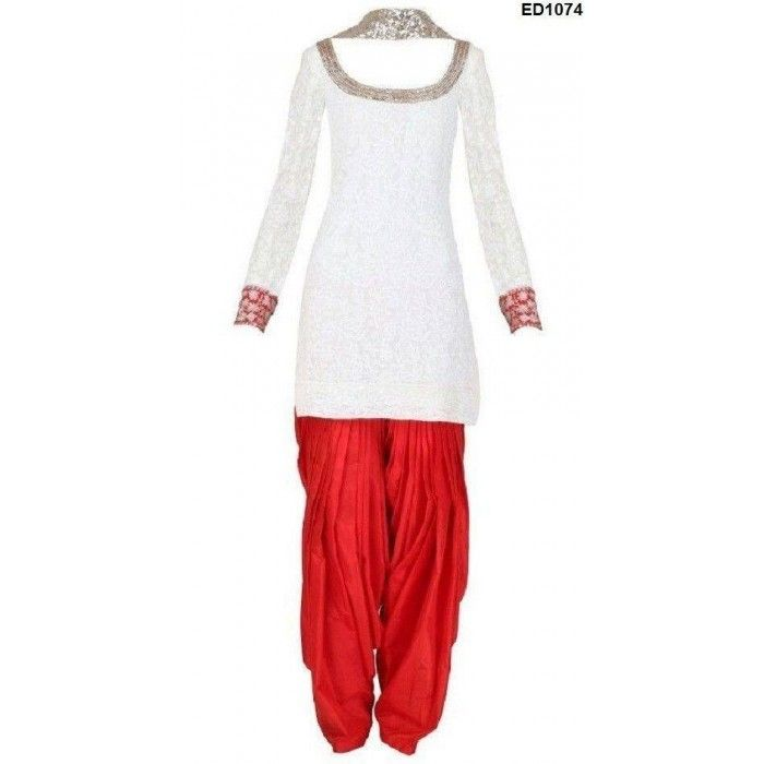 Buy Indian Wear Patiala Collection - 6