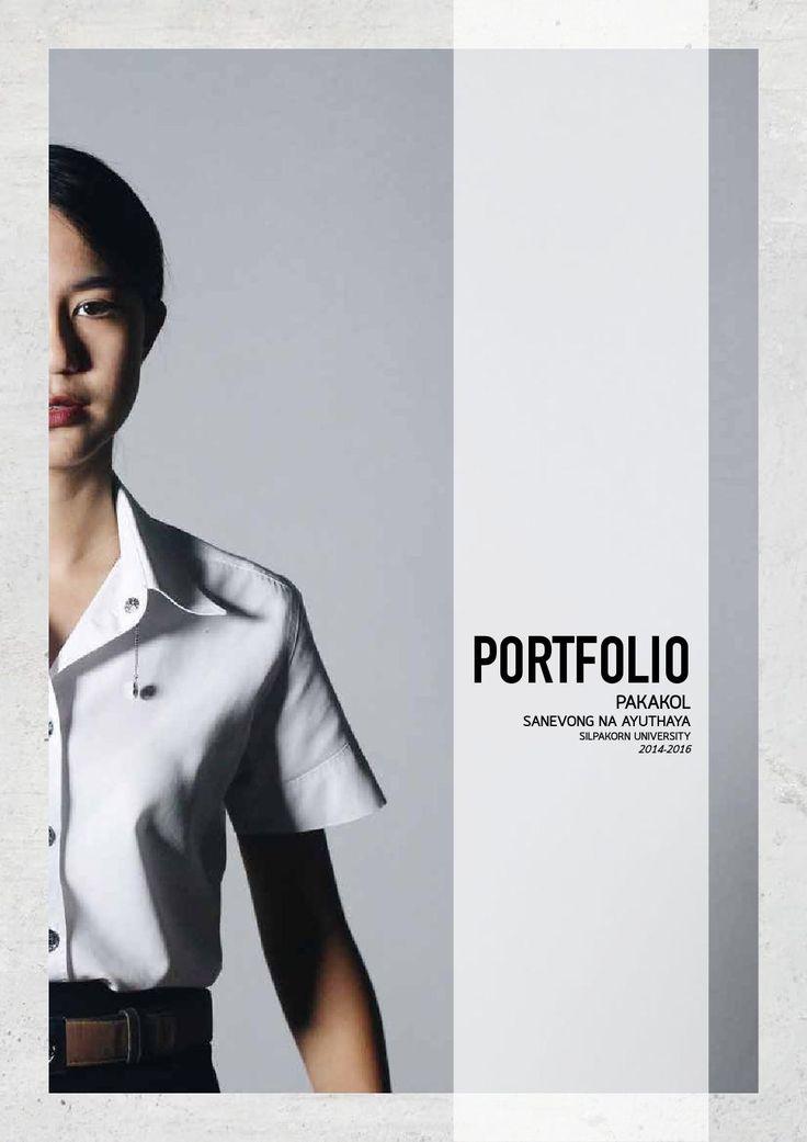 Portfolio | Pakakol S.  Web & Interactive Media Design |  ICT :  Silpakorn University