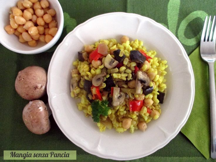 L'orzo con verdure light è un piatto sfizioso e colorato da portare a tavola. Completo di tutti i nutrienti è arricchito dalle spezie orientali: gustoso!