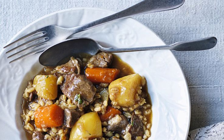 The chef bringing innovation and traditional Irish cuisine to the world now brings us a great new recipe for Irish stew.