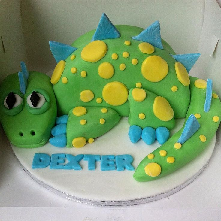 25 Best Ideas About Dinosaur Cake On Pinterest Dino