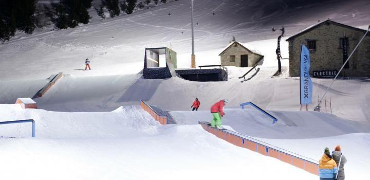 7 actividades para mountainlovers en Andorra   Lugares de Nieve