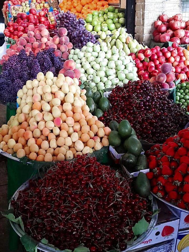 Summer's end #Tehran Tajrish Bazaar. By Ehsan A. | Iran ...