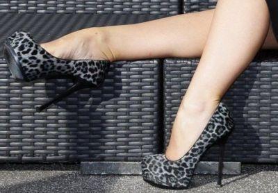 I would definitly wear those!