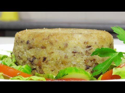 Запеканка из фасоли и картофеля видео рецепт - YouTube