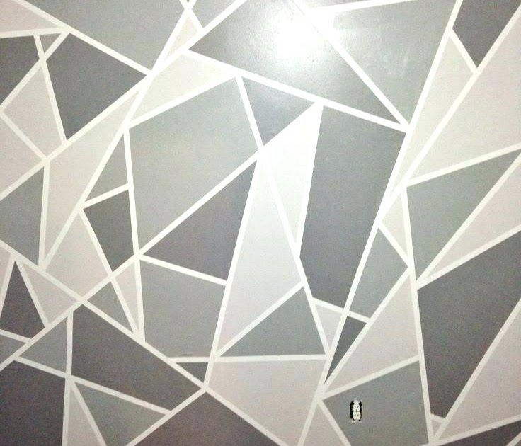 Diy Wall Painting Ideas Alisays Me Wall Painting Design For Bedroom Tradegame Co Bedroom Wall Colo Bedroom Wall Paint Wall Paint Designs Geometric Wall Paint