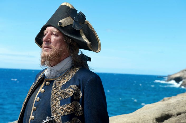 """""""We be privateers, not pirates, Master Gibb."""" - Hector Barbossa"""