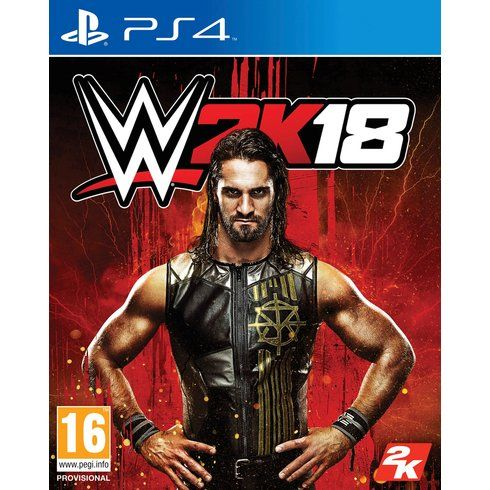 Superb WWE 2K18 PS4 Now At Smyths Toys UK! Buy Online Or Collect At Your Local Smyths Store! We Stock A Great Range Of Coming Soon - PlayStation 4 At Great Prices.