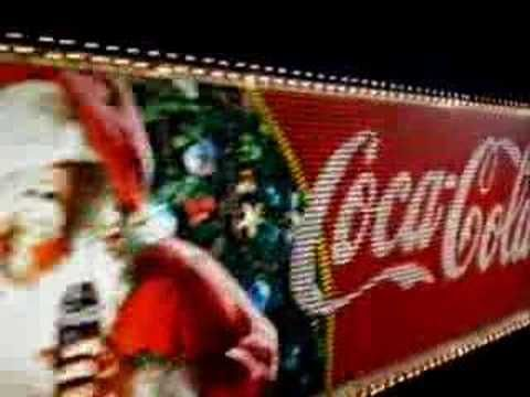 This is the first Coca Cola Commercial Christmas Video, video #1