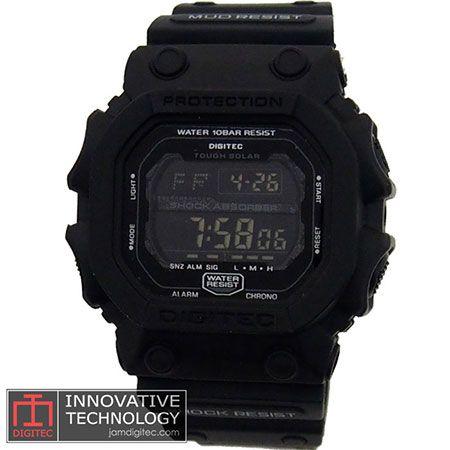 jam tangan digitec DG-2012T fullblack