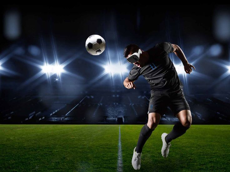 Soccer fans rejoice! Experience a #VR #Game that'll put your #soccer skills to the test. Can you emerge a champion? Find out @ VR World