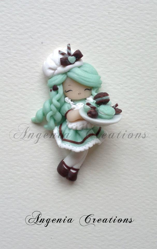 Sweet mint by ~AngeniaC on deviantART