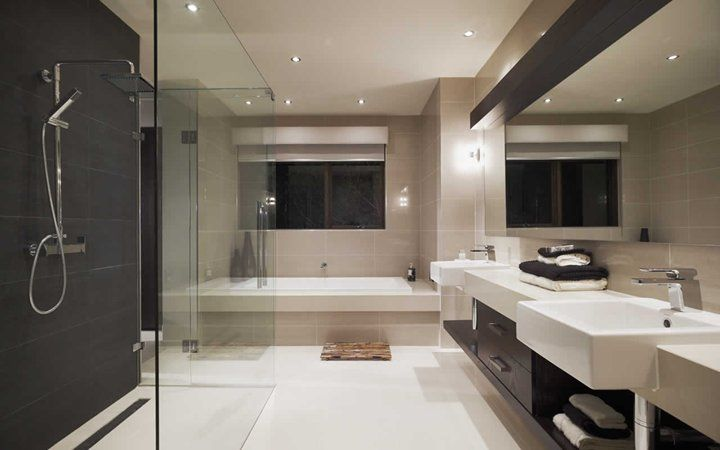 Imperial new home images modern house images metricon for Bathroom ideas queensland