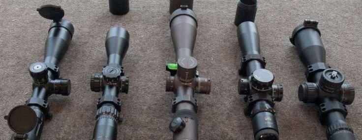 best tactical #scope under 1000