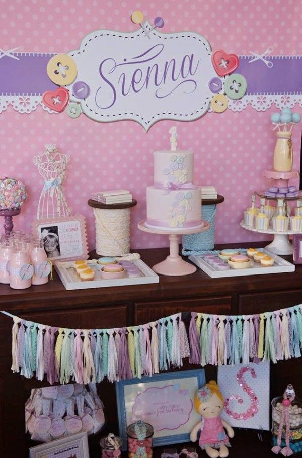 22 best Cute as a button theme party supplies images on Pinterest