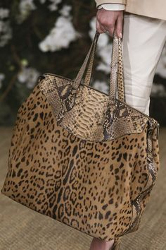 Animal Print Luxury Handbags Collection