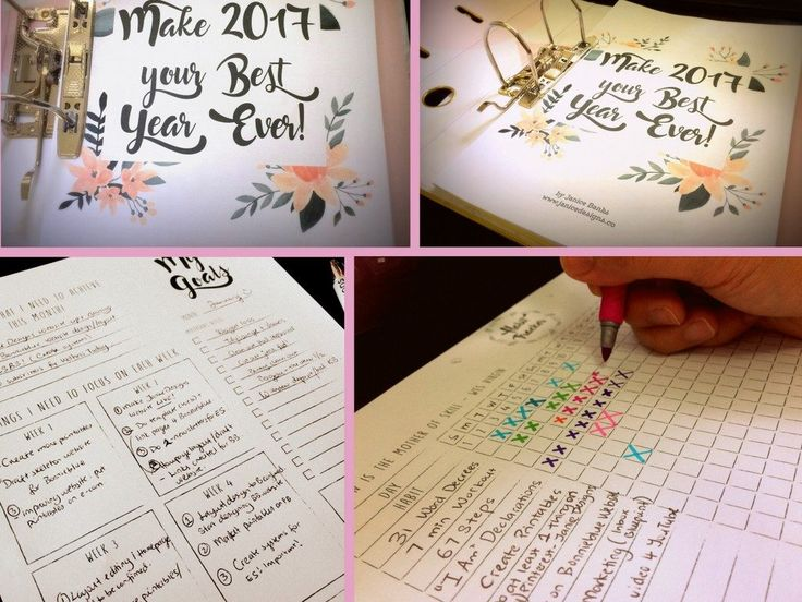 How You Can Make 2017 Your Best Year Yet. Get your copy today - http://janicedesigns.co/printables/make-2017-best-year-yet-collection/