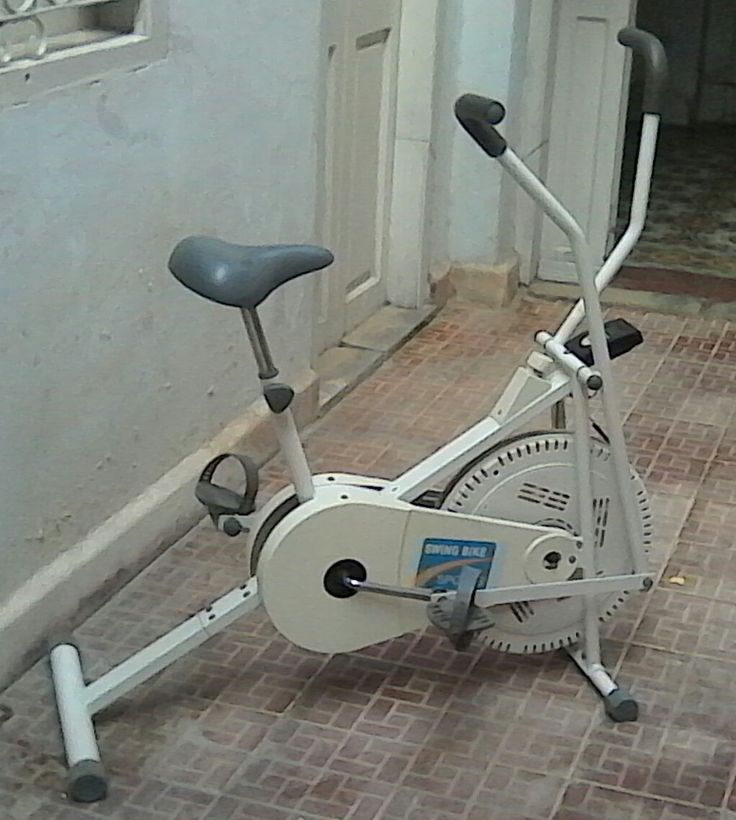 vendo bicicleta estática 200 cuc,telf 873 44 92