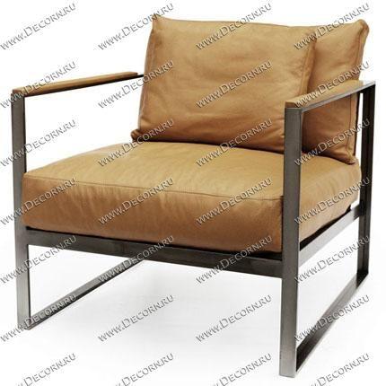 кресло на металлокаркасе KR-304