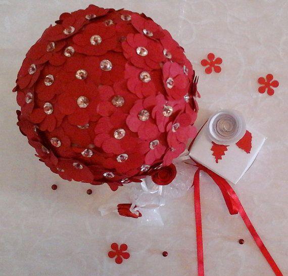 Bombonniere: il pomander favore un'idea di Danipaperwedding