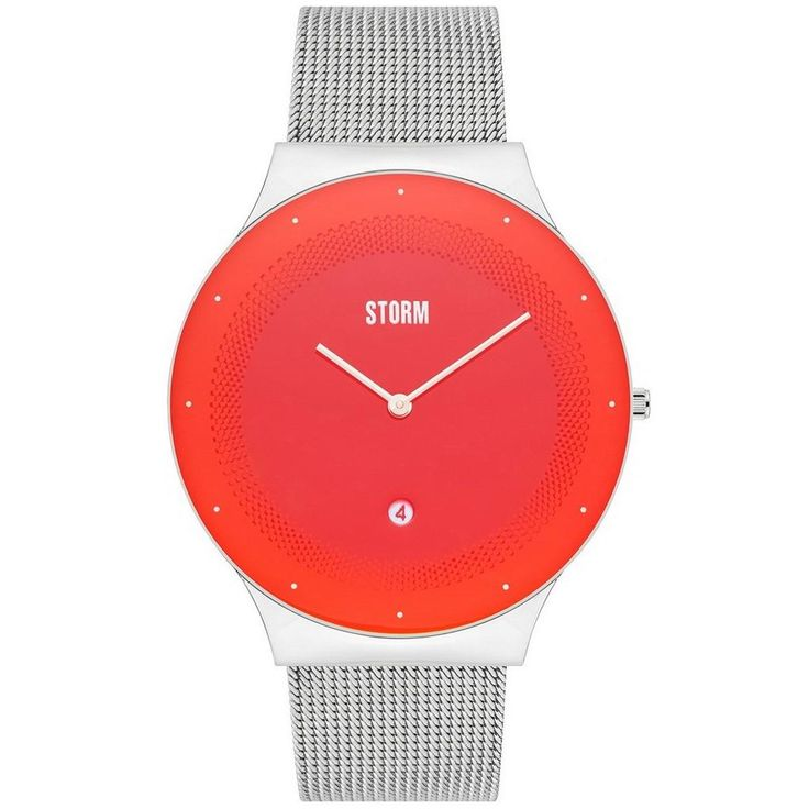 New Reloj Storm Terelo Red  #stormwatches #cardellwatchstore