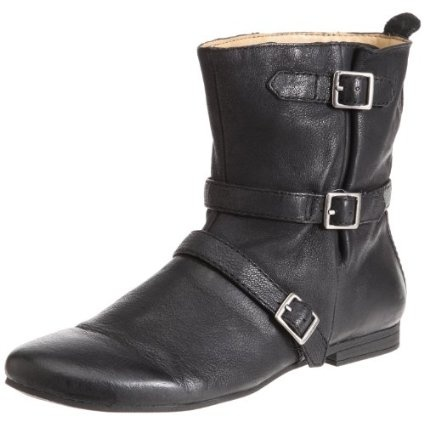 I love the way the boot fits and feels. Nice leather. I get a lot of compliments on them. The arch support could be better but overall it's a very nice-looking and great-feeling boot. Very glad I bought them!