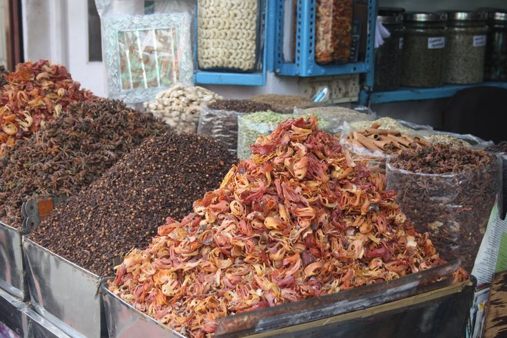 Spices! The aroma will hit you but this is what is making all that indian #cuisine so delicious.