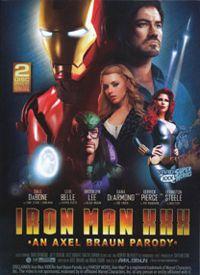 AVN - Iron Man XXX: An Axel Braun Parody