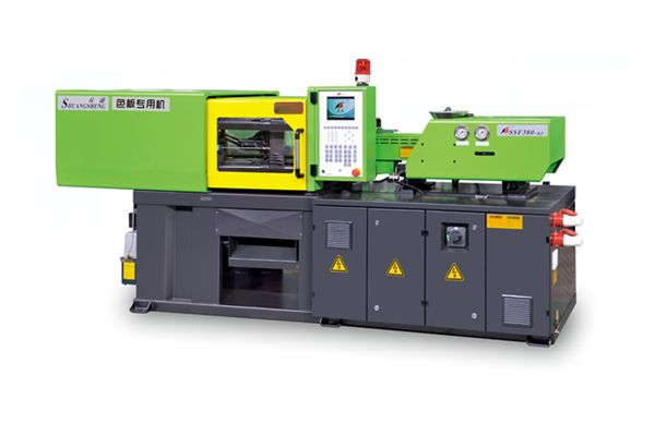 Color Chips Making Injection Molding Machine(SSF380-K5)