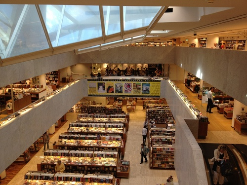 Akateeminen Bookstore in Helsinki