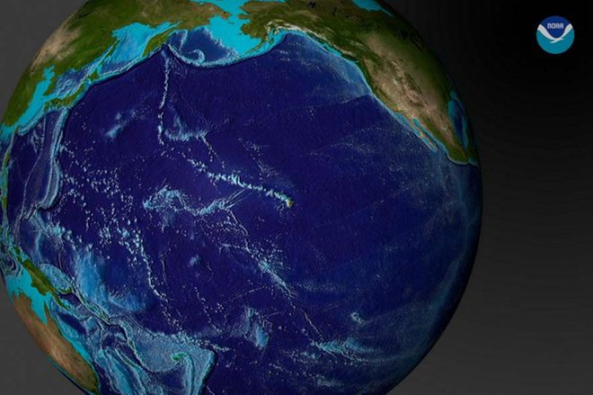 Pacific Depth