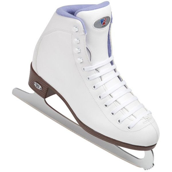 Riedell Ice Skates 13/113 Girls/Ladies Shoes ($66) ❤ liked on Polyvore featuring shoes, sports and ice skates