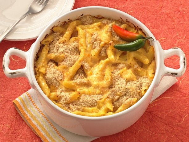 Baked Mexican Macaroni and Cheese  eatbetteramerica.comMac Cheese, Macaroni And Cheese, Mexicans Food, Mac N Cheese, Mexicans Macaroni, Betty Crocker, Chees Recipe, Baking Mexicans, Dinner Recipe