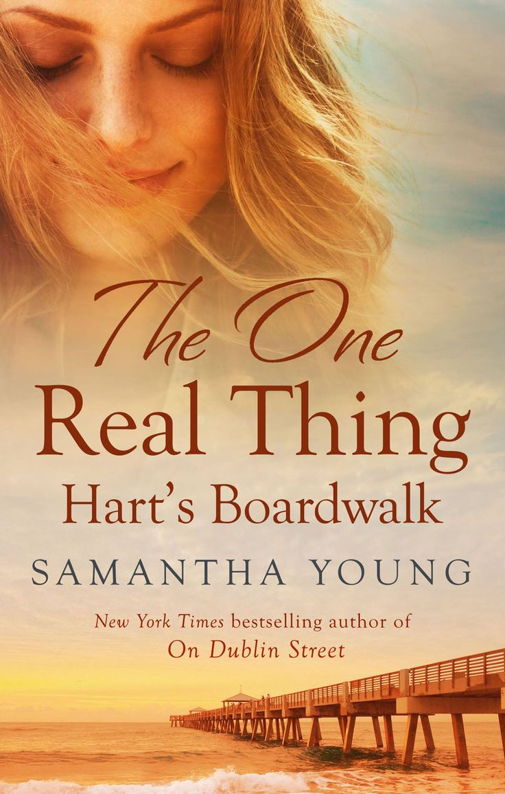 The One Real Thing – Samantha Young https://www.goodreads.com/book/show/28146368-the-one-real-thing