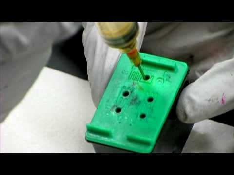 HP Printer Cartridges : How to Refill HP Printer Cartridges