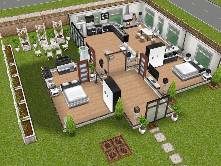 133 best sims house ideas images on pinterest | sims house