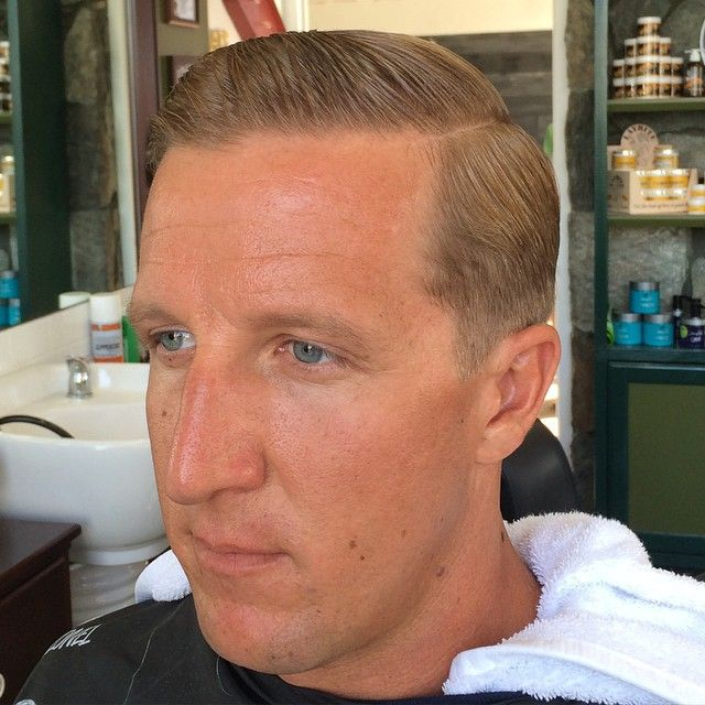 nice 50 Classic Marine Haircuts for Men - Serving In Style Check more at http://machohairstyles.com/best-marine-haircuts/